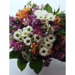Perfume Bouquet with lilac